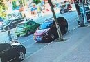 Woman Spins In Circles In Reverse As She Tries To Park