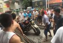 Pedicab Driver Crushed By 1 Tonne Of Steel Cargo