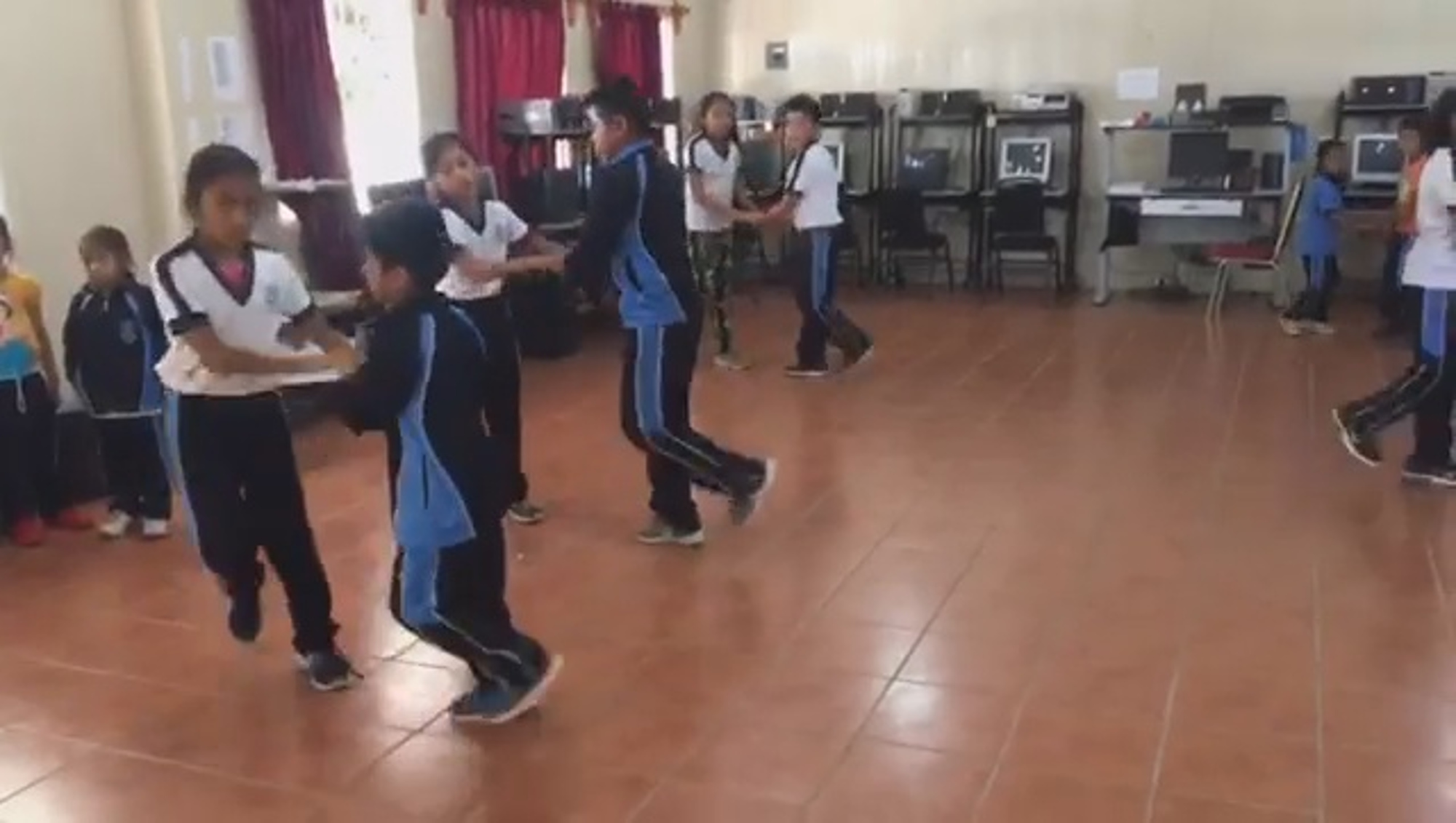 Cute Kids Perform Adorable Latin Dance Routine - ViralTab