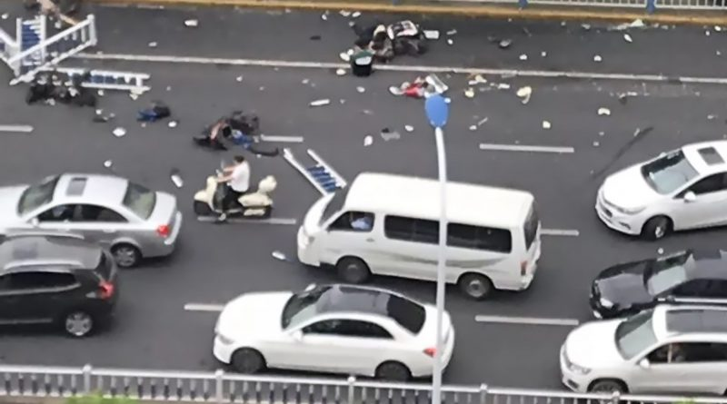 Mercedes Carnage At Crossroads Nabs 20m Views In 6hrs