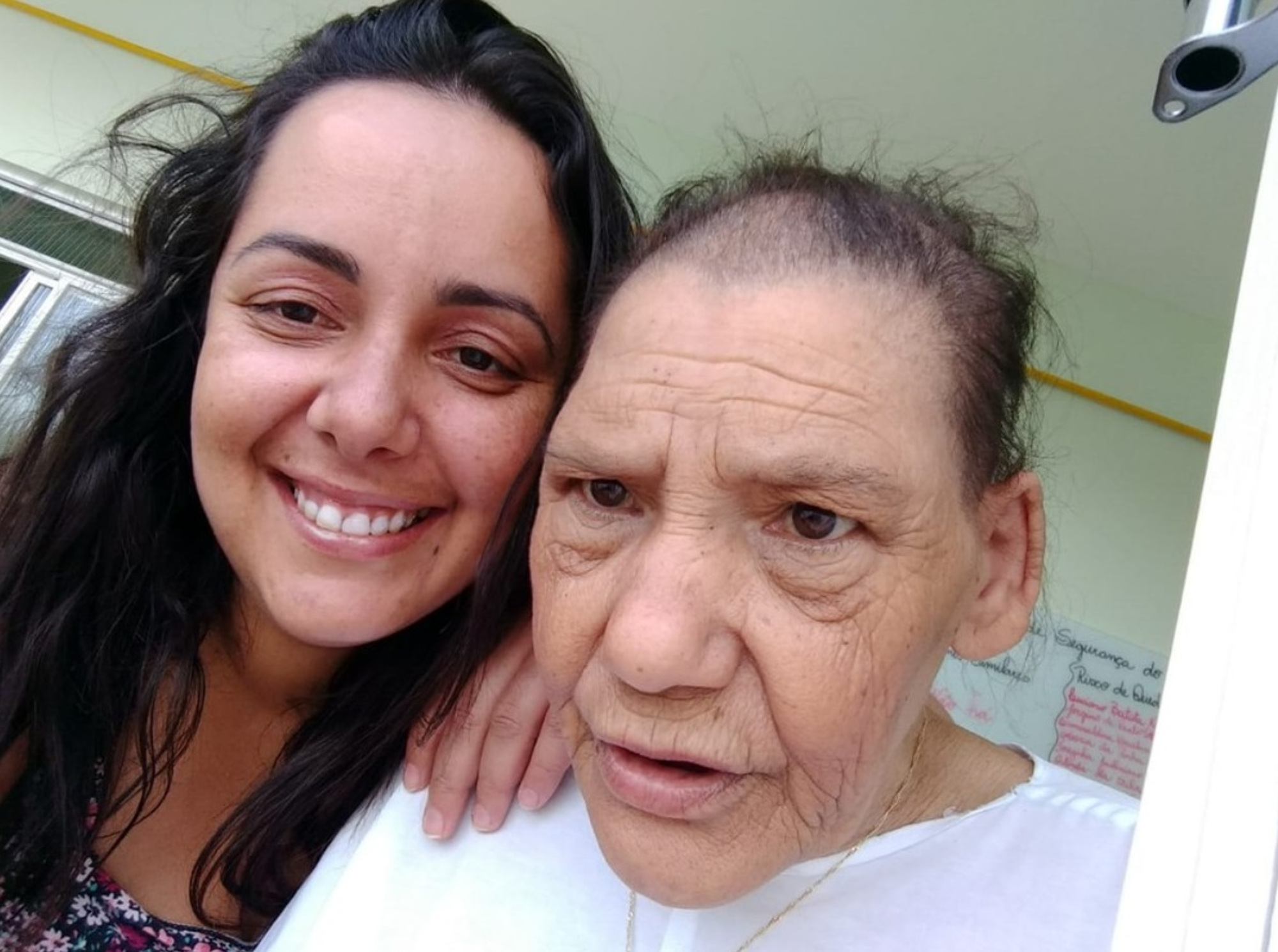 Young Nurse Adopts Sick OAP Woman Abandoned By Family
