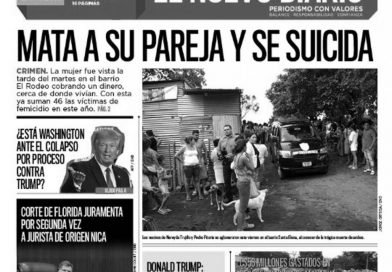 Nicaragua Newspaper Closes As Govt Bans Ink And Paper