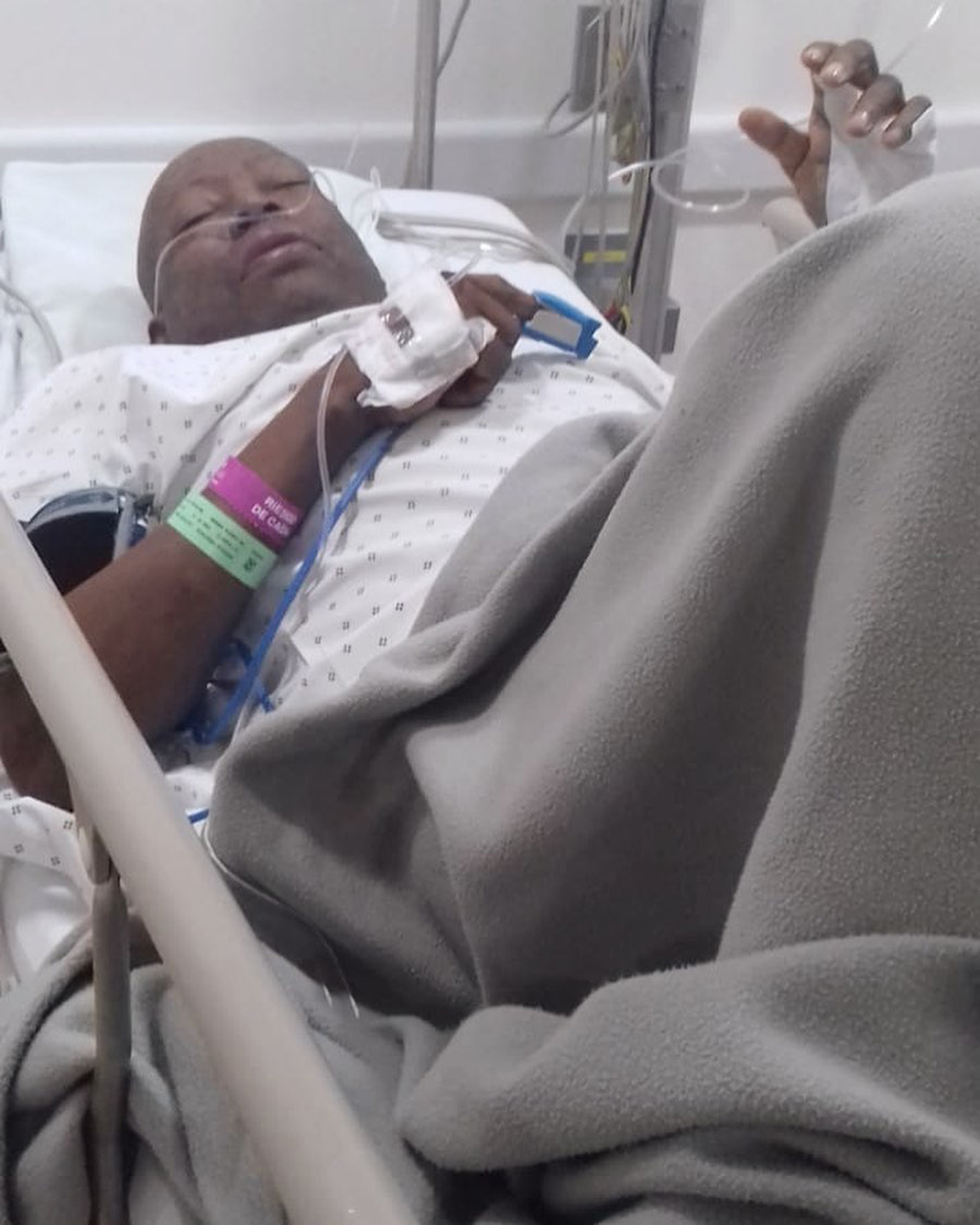 Asprilla Has Hand Surgery After Tweeting Too Much