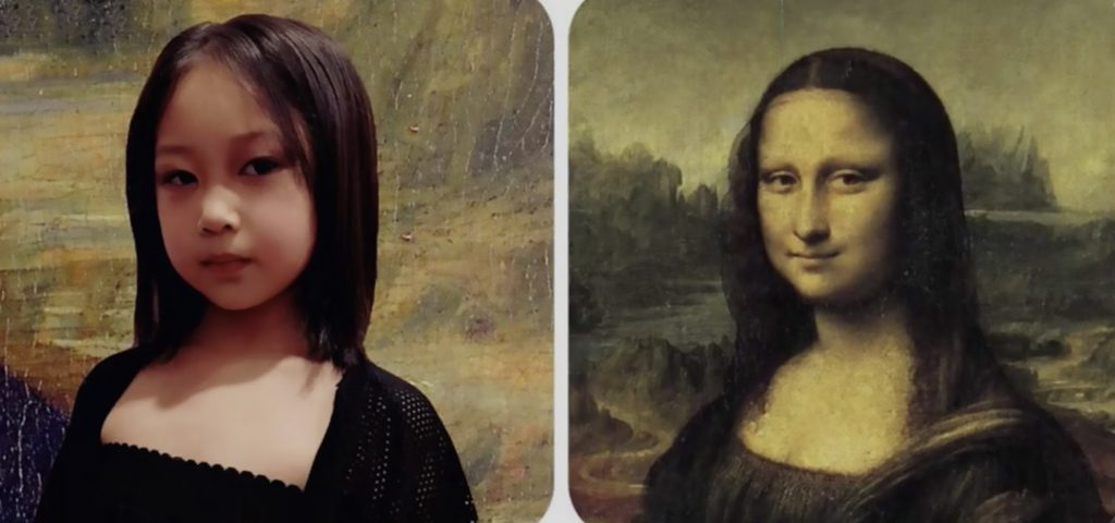 mr.bean mona lisa