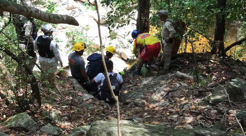 16yo Boy Killed By Falling Rock At River With Pals