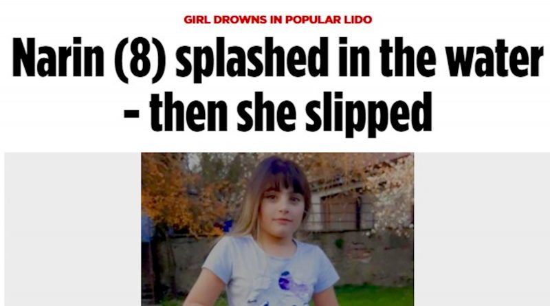 Young Girl, 8, Drowns While Bathing In Lake
