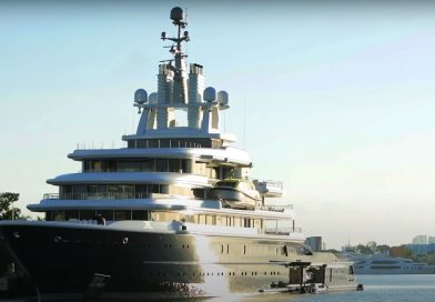 Russian Oligarch Loses Battle Over Superyacht