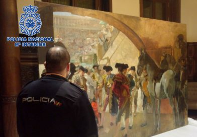 Police Find Lost $3.5 Million Painting in Belgian Warehouse
