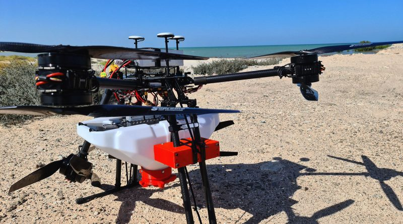 Abu Dhabi Aims To Capture CO2 With Mangrove Forests Planted And Tended By Drones
