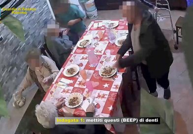VIDEO: Shocking Footage Shows Nursing Home Workers Slapping And Swearing At Seniors Citizens