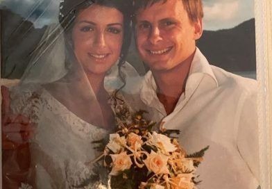 Ex Arshavin WAG Crippled By Disease Shares Pictures Of Happier Times With Former Hubby